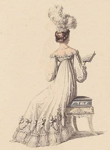 Regency Lady