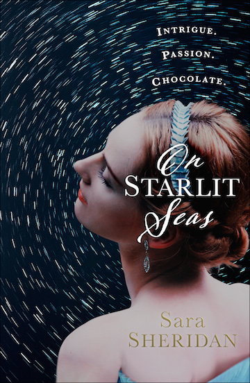 On Starlit Seas cover
