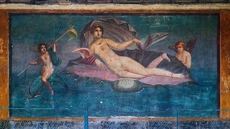 Venus Mural pompeii