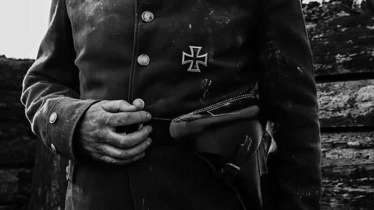 German Iron Cross Somme