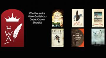 Win the Debut Crown Shortlist!
