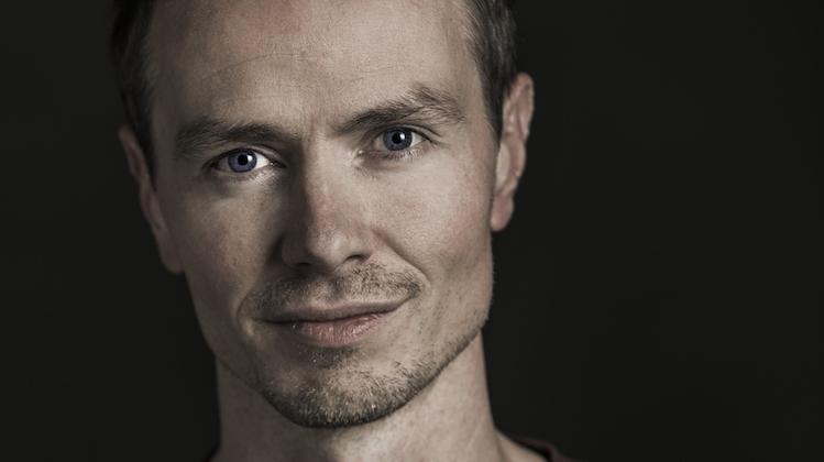 Gavin McCrea. Writer.