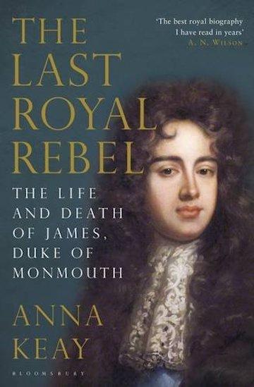 Last Royal Rebel cover