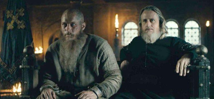king ecbert vikings
