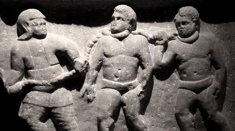 The Dark Legacy of Rome