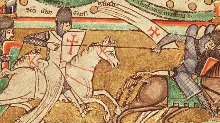 The Women of the Knights Templar – Historia Magazine