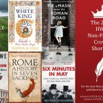 HWA Crowns 2018 non-fiction shortlist
