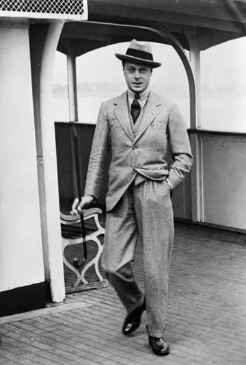 Edward in 1919