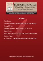 HWA/Dorothy Dunnett short story prizewinners