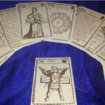 Fortune-telling cards