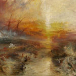 The slave ship Zong by Turner