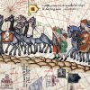 Trader caravan on the Silk Road