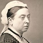 Photo of middle-aged Queen Victoria