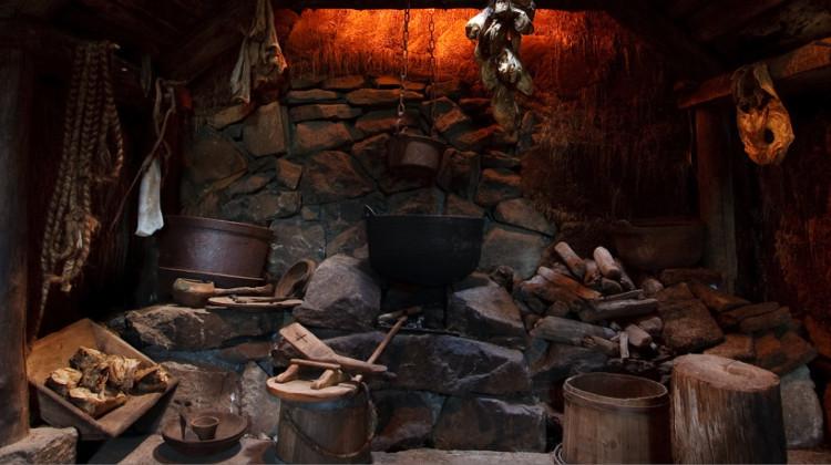 Sorcerer's Abode, Bjarnarfjörður: Ásgeir Kröyer