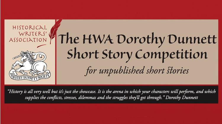 The HWA/Dorothy Dunnett Short Story Competition for 2019: the winner