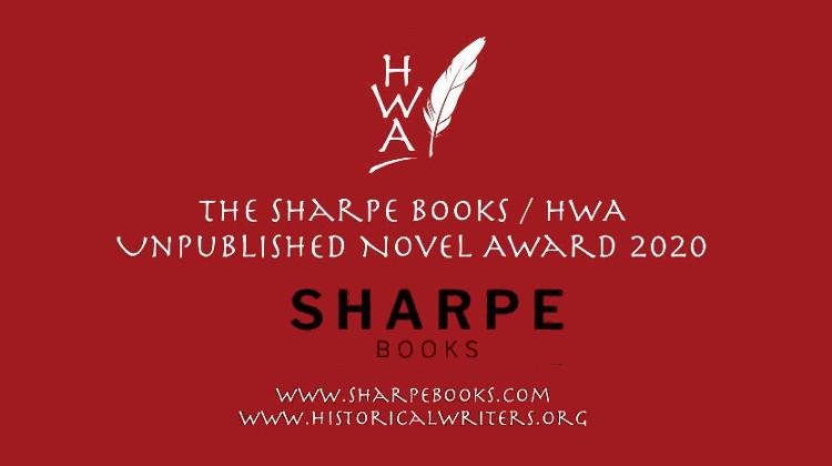 The HWA/Sharpe Books Unpublished Novel Award 2020