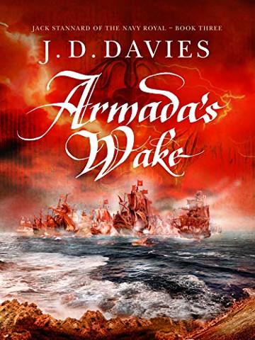 Buy Armada's Wake by JD Davies