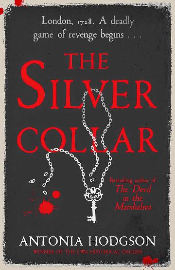 Buy The Silver Collar by Antonia Hodgson