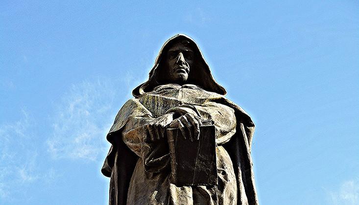 Monument to Giordano Bruno: Carlo Raso