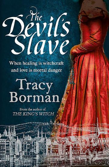 Buy The Devil's Slave by Tracy Borman