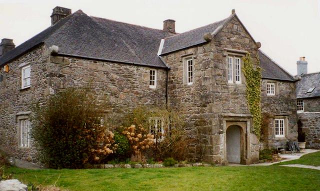 The Manor House, Blisland by Humphrey Bolton
