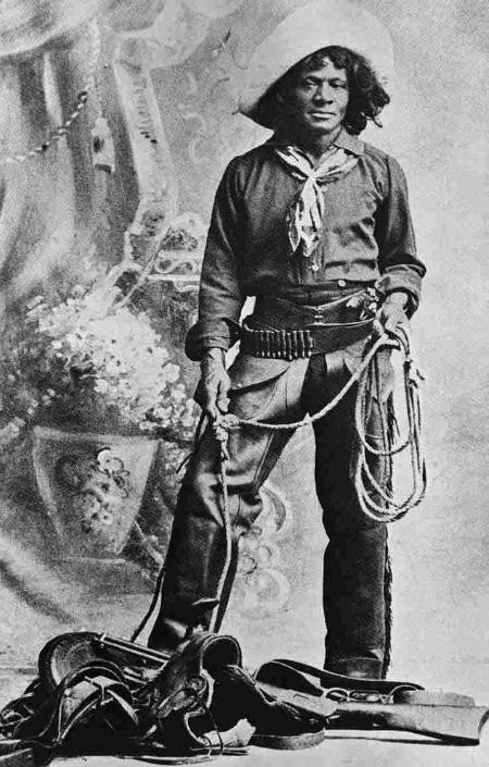 Nat Love, cowboy and folk hero