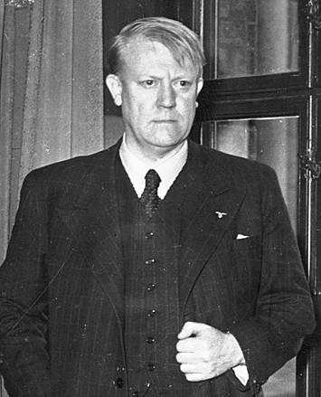 Vidkun Quisling, Minister President of Norway