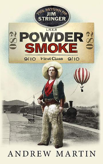 Buy Powder Smoke by Andrew Martin