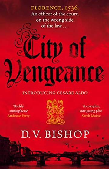 Buy City of Vengeance by DV Bishop