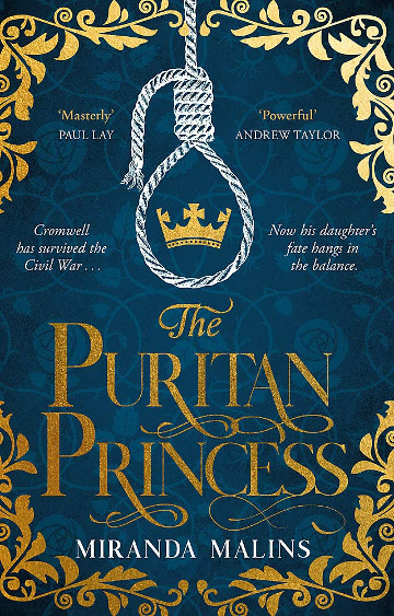 Buy The Puritan Princess by Miranda Malins