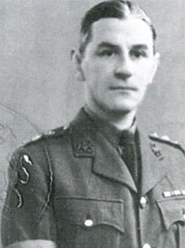 MI5 spymaster Maxwell Knight ('M')