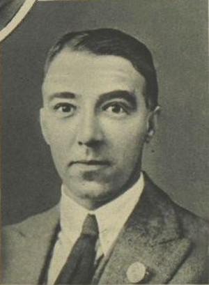 Communist Party of Great Britain leader Harry Pollitt