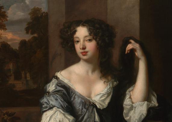 Louise de Kéroualle by Peter Lely, 1671–74
