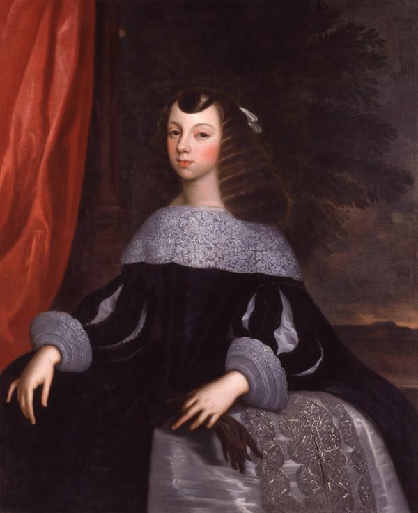 Catherine of Braganza after Dirk Stoop, 1660–61