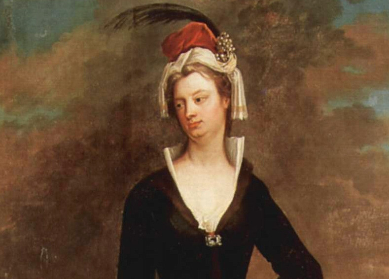 Lady Mary Wortley Montagu by Charles Jervas, c1716
