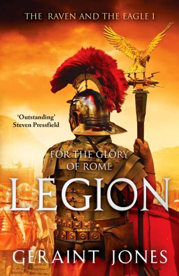 Buy Legion by Geraint Jones