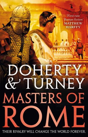 Buy Masters of Rome by Simon Turney Gordon Doherty