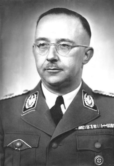 Heinrich Himmler, 1942
