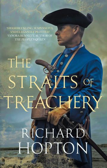 Buy Straits of Treachery by Richard Hopton