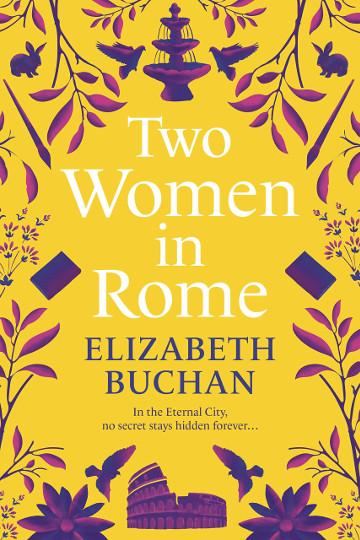 Buy Two Women in Rome by Elizabeth Buchan