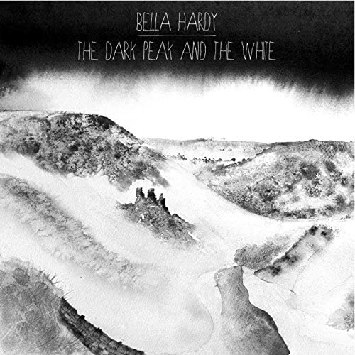 Cover of The Dark Peak and The White by Bella Hardy