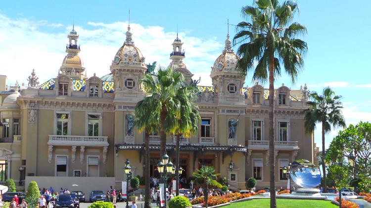 The Casino in Monte Carlo today: © Anne Fletcher
