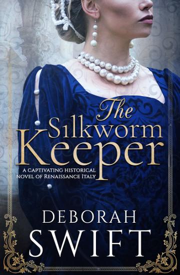 Buy The Silkworm Keeper by Deborah Swift