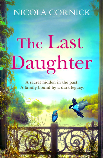 Buy The Last Daughter by Nicola Cornick
