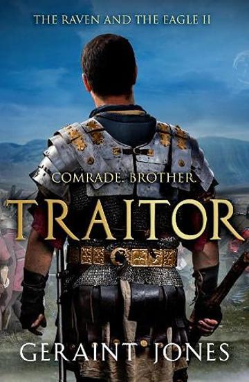 Buy Traitor by Geraint Jones