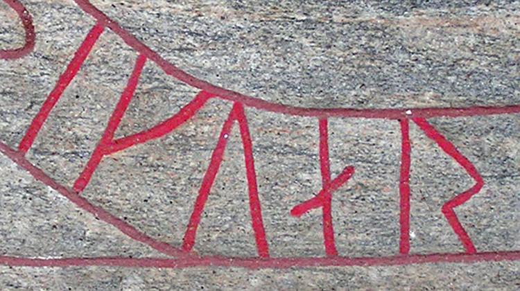 The name 'Ingvar' on runestone Sö 281 at Strängnäs