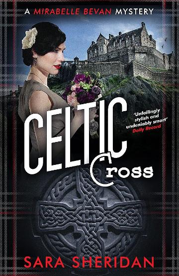 Buy Celtic Cross by Sara Sheridan