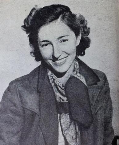 rystyna Skarbek (Christine Granville)