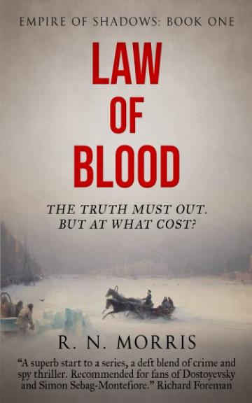 Buy Law of Blood by RN Morris