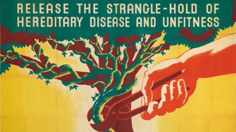 Eugenics Society poster, c1930s